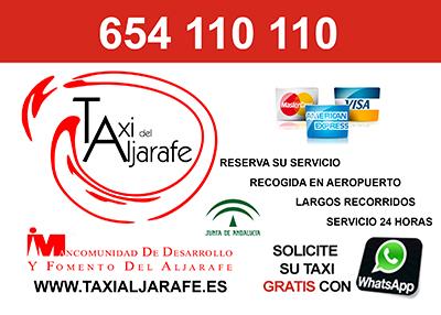 Tele taxi Aljarafe