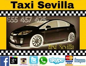 Taxi Sevilla