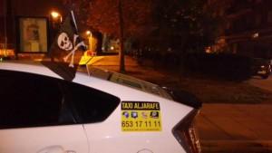 Taxi Aljarafe telefono