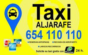 Taxi Almensilla