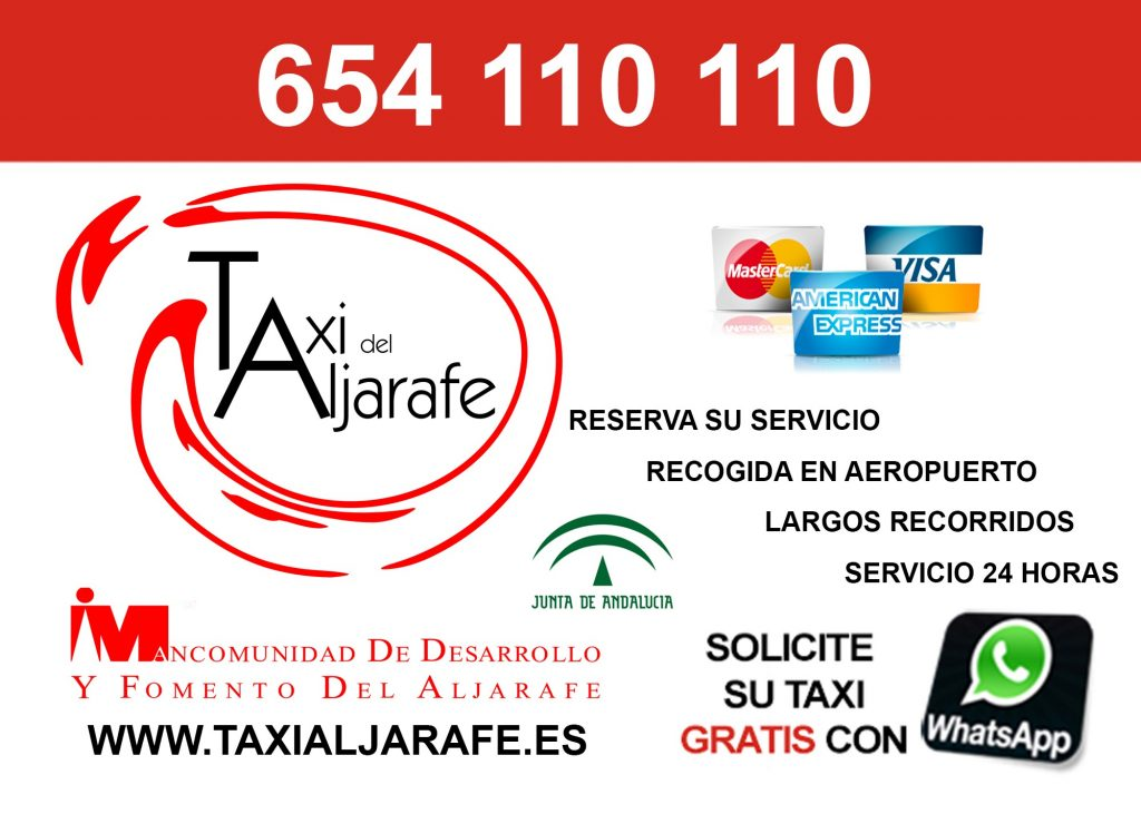 Taxi Sanlucar la mayor