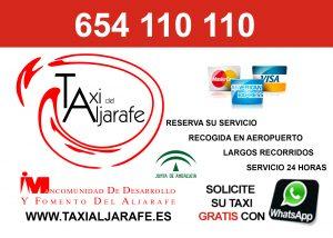 Taxi valencina de la concepcion