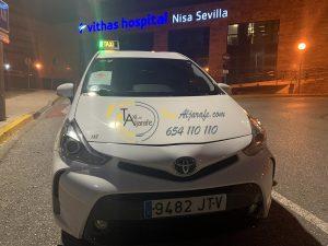 Taxi Aljarafe Hospital Nisa Castilleja