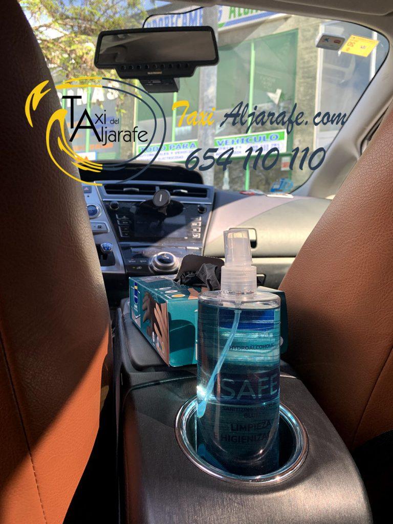 Taxi-Aljarafe-medidas-coronavirus